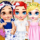 Baby Princesses Playdate Joy