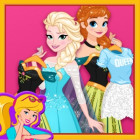 Princesses Outfits Swap